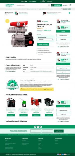 combustibles-ecologicos-product-page-raylinaquino-desktop